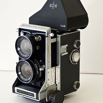 My Mamiya C33 Professional