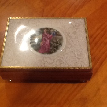 Musical Jewellery Box - Fine Jewelry