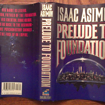 Prelude to foundation (Foundation series book)