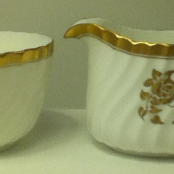 Minton Gold Rose China - China and Dinnerware