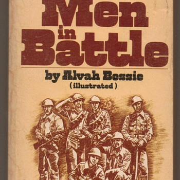 1977 - Men in Battle - Books