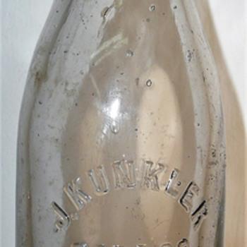 Kunkler Soda Co - Bottles