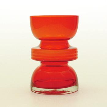 TIIMALASI vases, Nanny Still (Riihimäki Lasi, 1970) - Art Glass