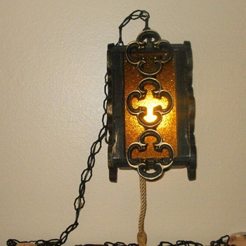 century hanging porch lantern - Lamps