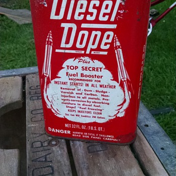 Diesel Dope! - Petroliana