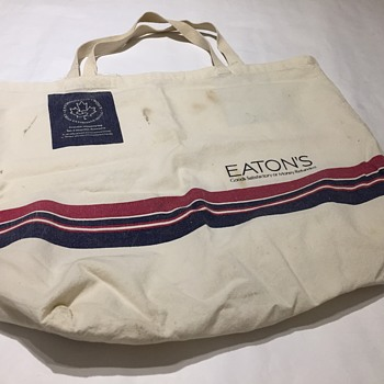 The T. EATON Co Limited, Winnipeg Shopping Bag