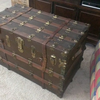 My first trunk! - Furniture