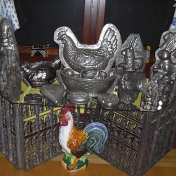 Chocolate Mold Table! - Kitchen