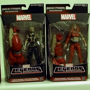 More Marvel Legends to add to my collecton