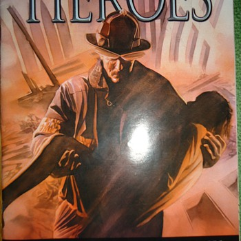 Heroes comic