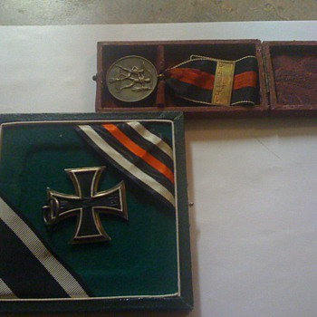 German Military Medals