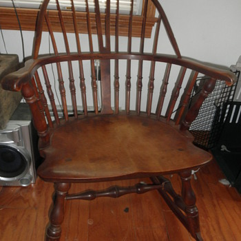 small house rocking chair - Furniture