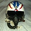 f5 fighter pilot helmet