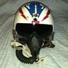 f5 fighter pilot helmet