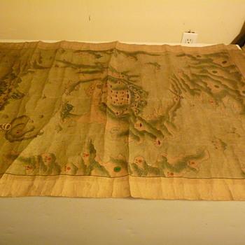 Oriental Map?