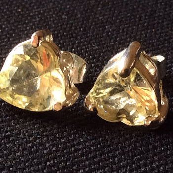 Vintage earrings - Fine Jewelry
