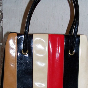 Colorful purse - Bags
