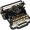 Chicago typewriter - 1899