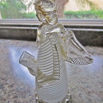 Murano Glass Angels - Art Glass