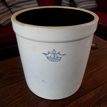 Three Gallon Container