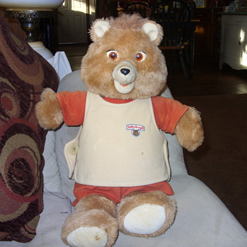 teddy ruxpin - Dolls