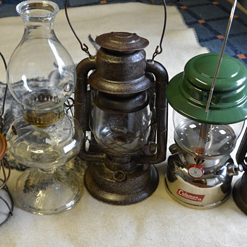 Vintage Lanterns - Lamps