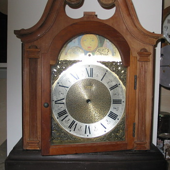 My Auction Find. - Clocks