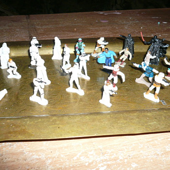 star wars metal army men - Toys