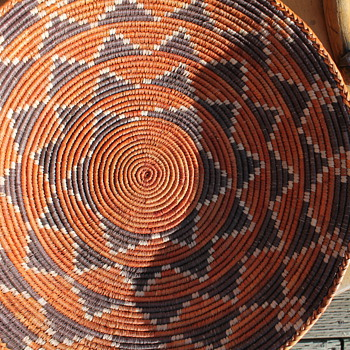 Native Southwestern Basket 