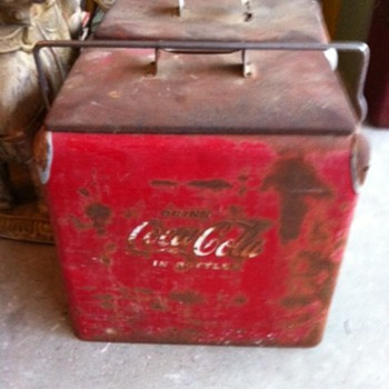 Rough Coca Cola Coolers - Coca-Cola
