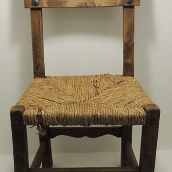 Cromwellian Chair - Furniture
