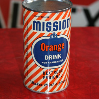 mission orange can