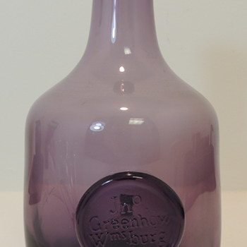 LEERDAM Williamsburg Restoration Bottle