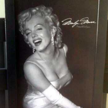 A Marilyn Monroe  Picture?