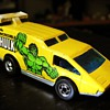Incredible Hulk Van