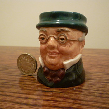 Mr Pickwick, Royal Doulton