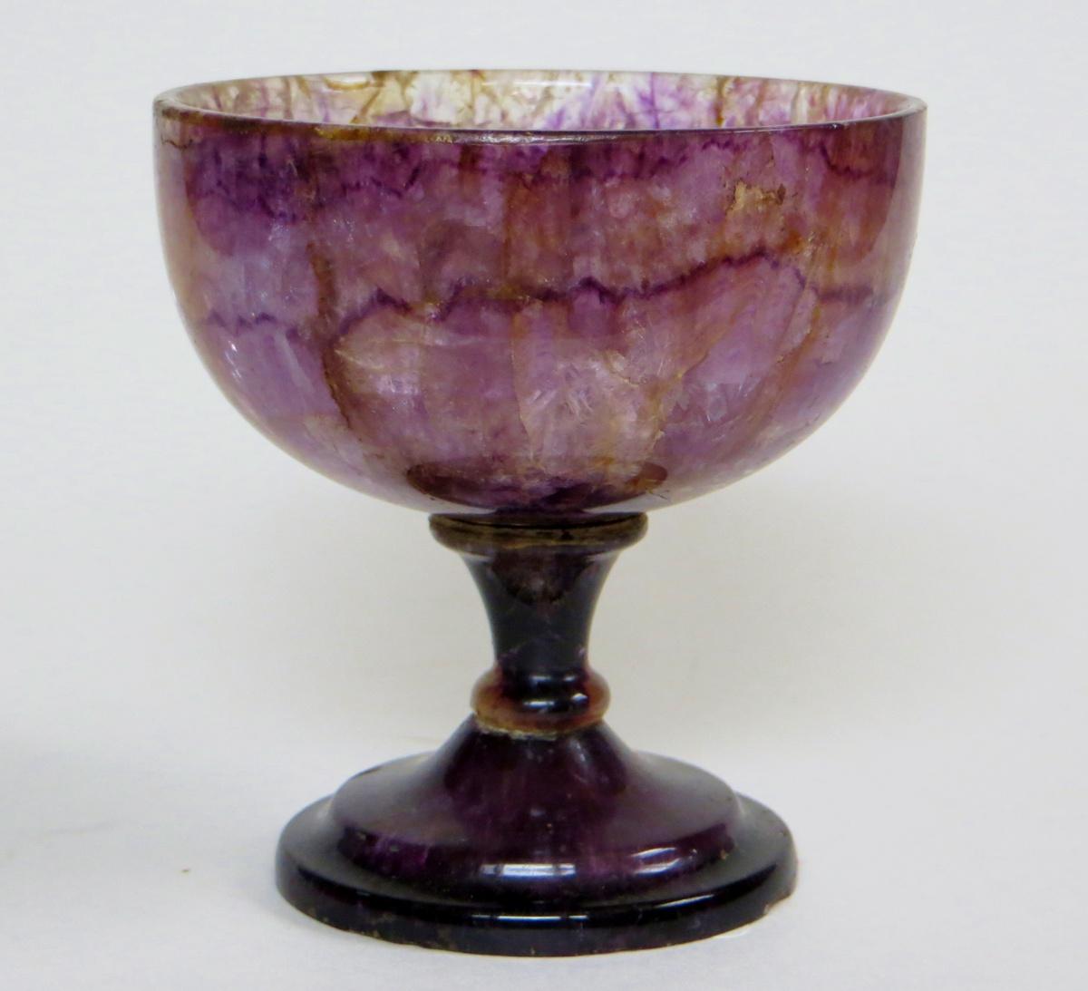 Collectors' Amethyst Goblet