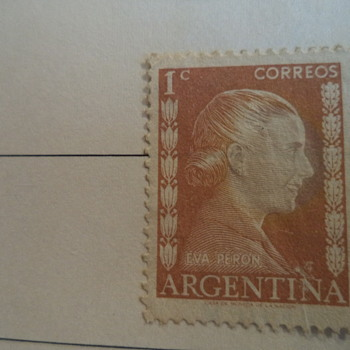 Agentina - Stamps