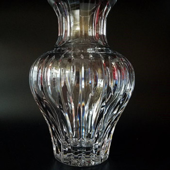 Waterford Vase
