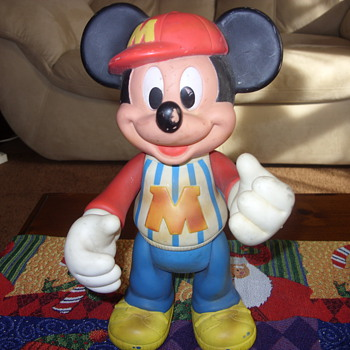 another good ole mickey - Toys
