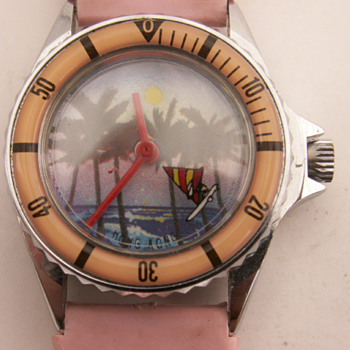 OUT of TIME Sailboard Watch