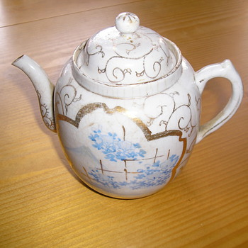 Ancient Chinese Teapot, can anyone tell me about it - Asian