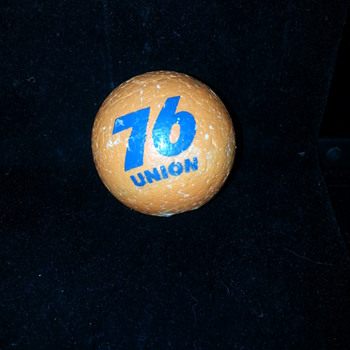 Original Unocal 76 Ball Antenna Topper  - Petroliana