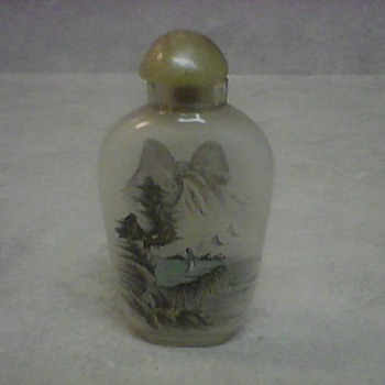 LOVERS SNUFF BOTTLE - Bottles
