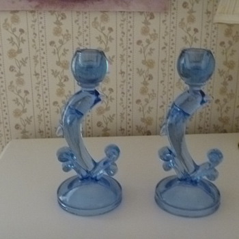 Anyone have any info on these candle sticks?