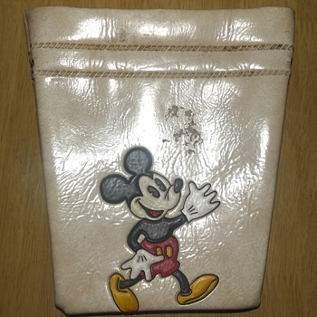Mickey Mouse Purse or Pouch?