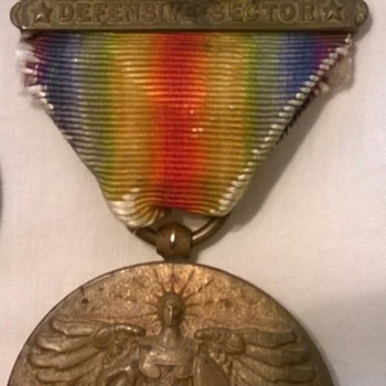 Meuse-Argonne medal - Military and Wartime