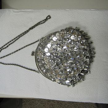 Alumesh purse