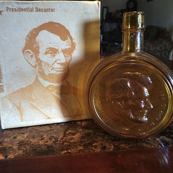 Honest Abe Decanter - Bottles
