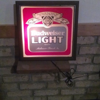 Budweiser Light - Signs